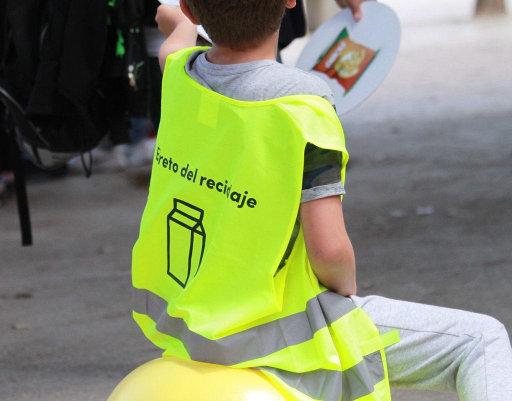evento el reto del reciclaje
