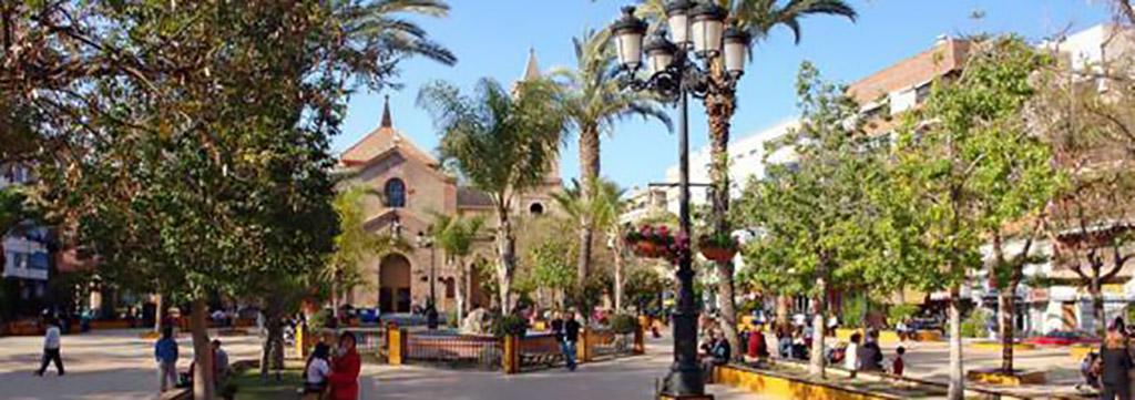 Torrevieja Plaza Constitución